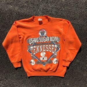 Vintage Tennessee Volunteers Sugar Bowl Sweatshirt